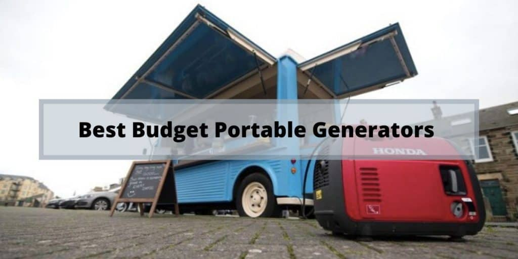 best budget portable generators