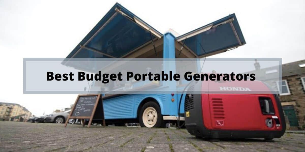 best budget portable generators