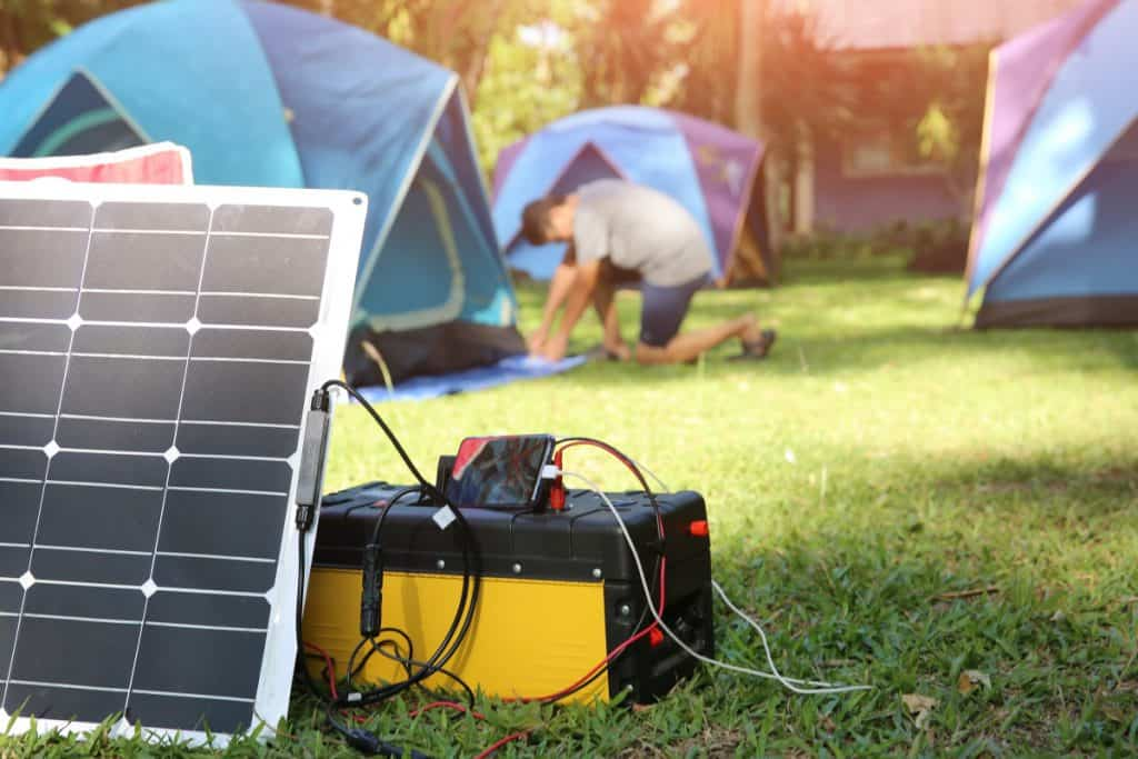 Battery Generators for Camping