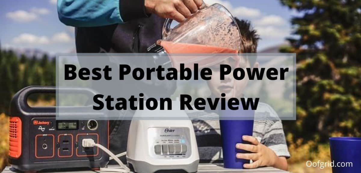 best portable power station review