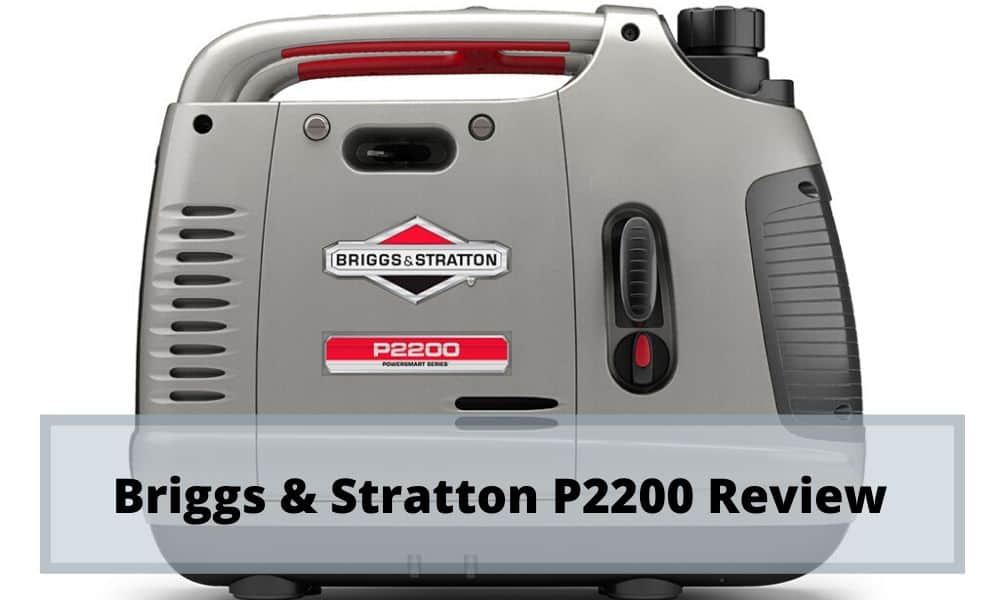 briggs & stratton p2200 portable generator review