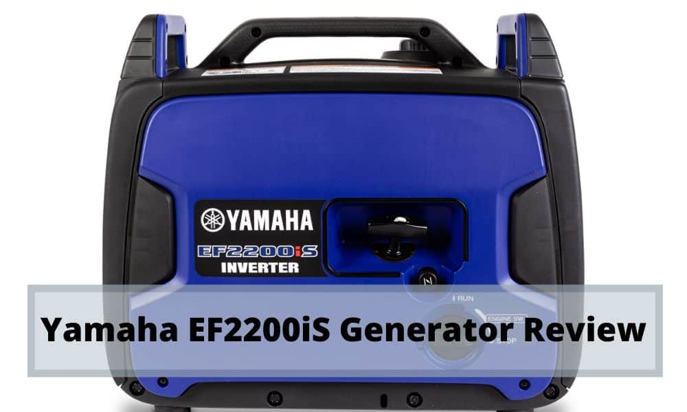 Yamaha EF2200is Review