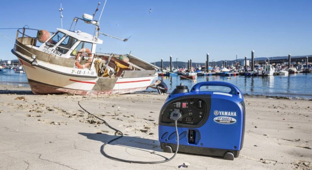 Yamaha EF1000is Generator review