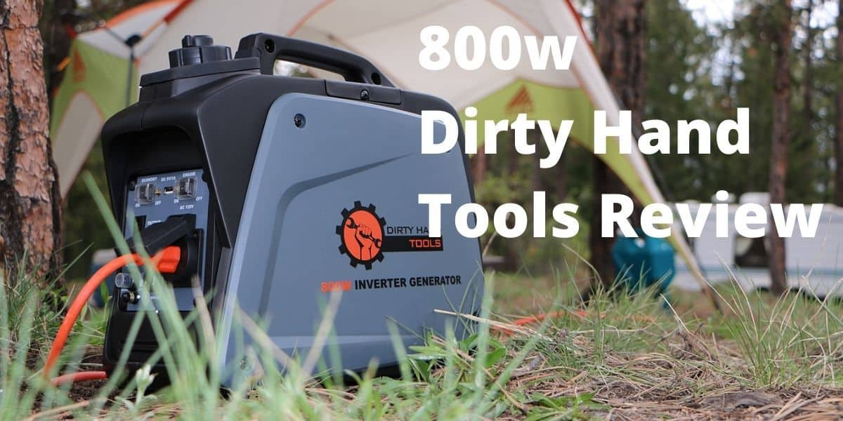 800w Dirty Hand TOOLS Review