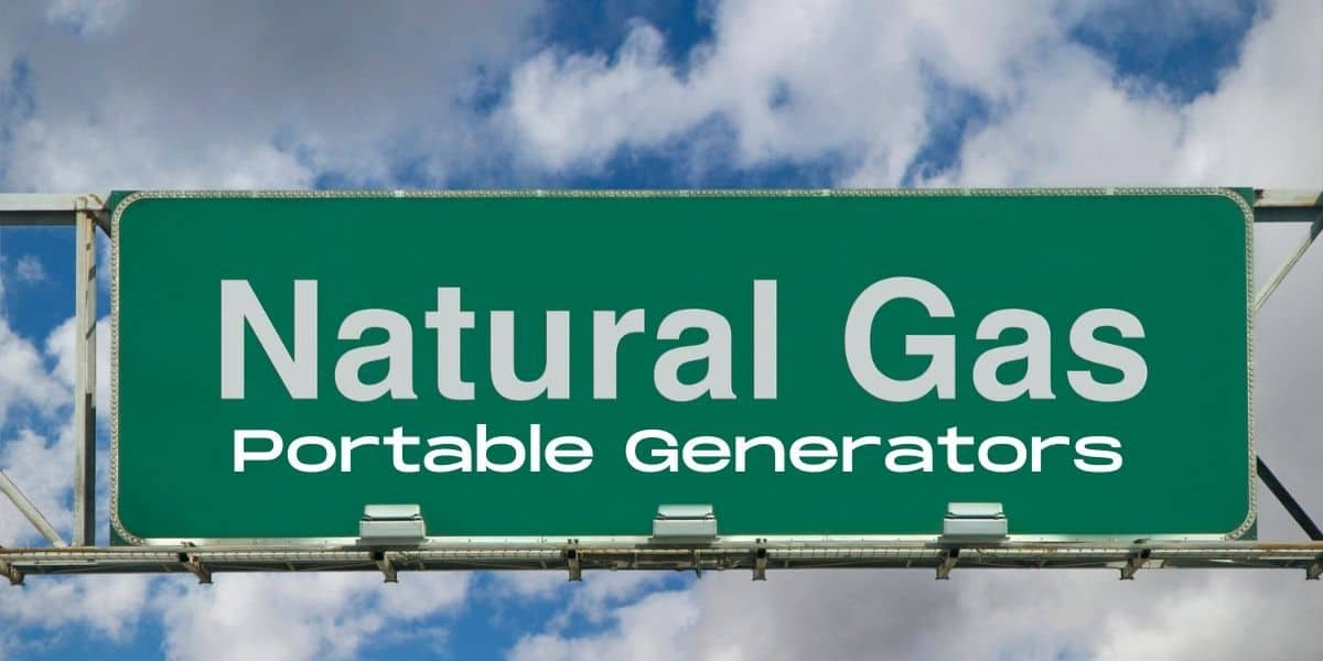 natural gas generators
