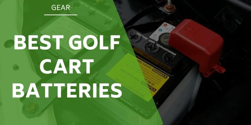 golf cart deep cycle battery